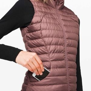 NWT Lululemon Pack It Down Vest